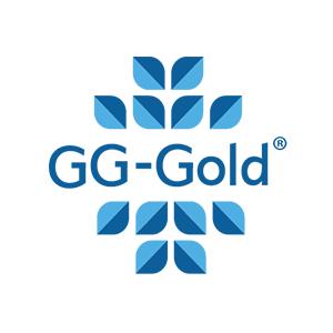 GG Gold Logo in full color - Blue